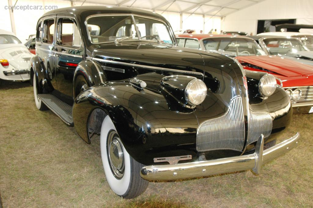 1939 Buick Series 90 Limited
