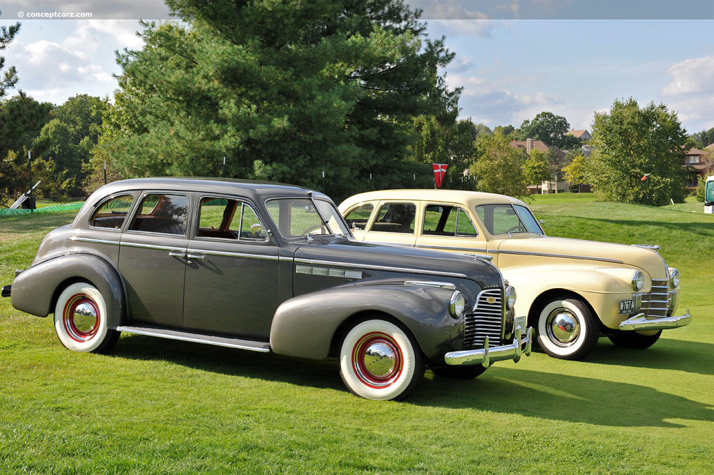 1940 Buick Special Series 40 Pictures History Value
