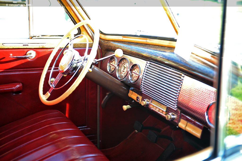 1940 Buick Special Series 40