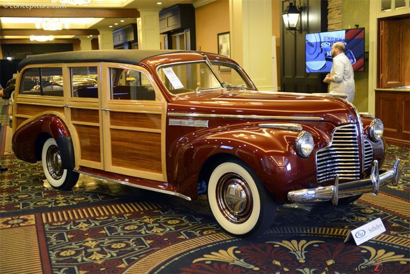 1940 Buick Series 50   conceptcarz com