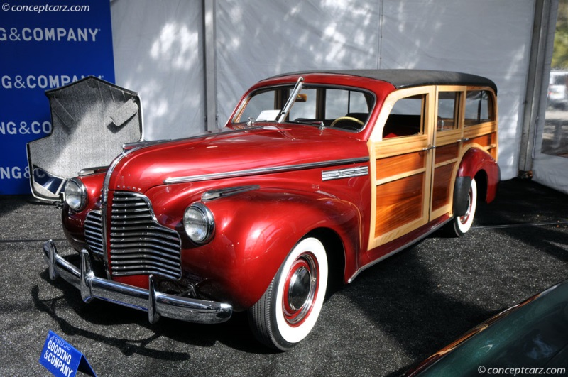 1940 Buick Series 50 Super
