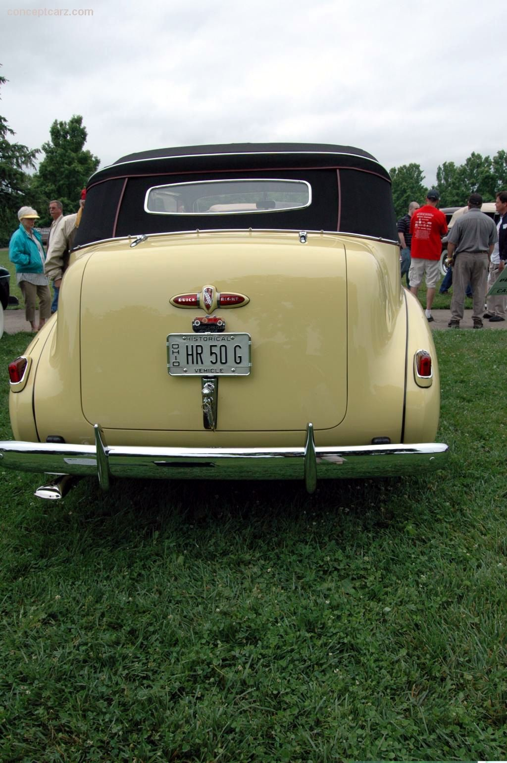 1940 Buick Series 80 Limited