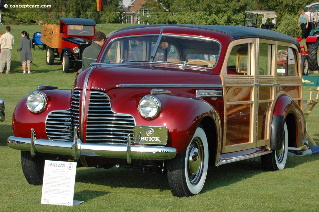 1940 Buick Series 50 History Pictures Value Auction Sales