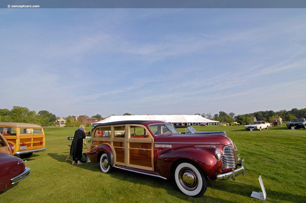 1940 Buick Series 50