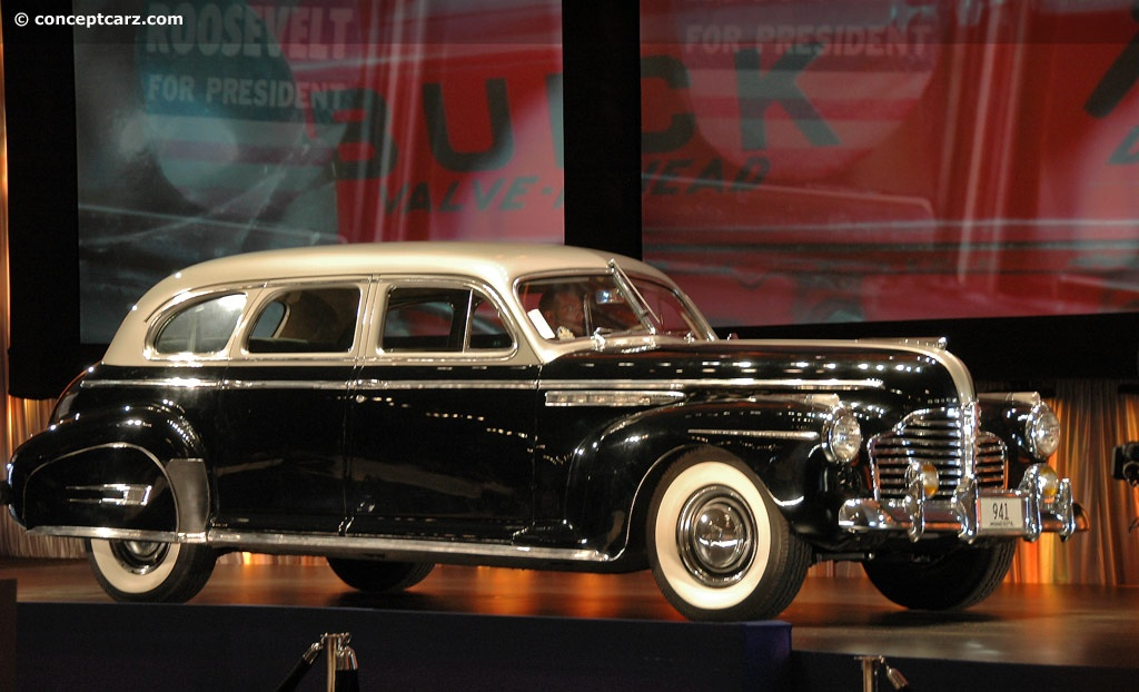 1941 Buick Series 90 Limited History Pictures Value