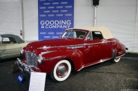 1941 Buick Series 50 Super.  Chassis number 14090337