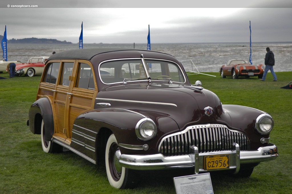 1942 Buick Series 40B History, Pictures, Sales Value ...