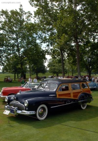 1946 Buick Series 50 Super image.