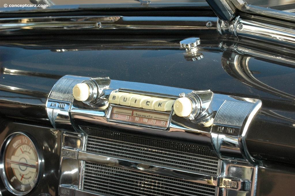 Buick Roadmaster Dv Rmm I