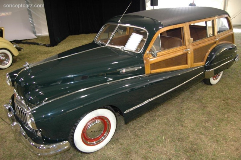 1947 Buick Super Series 50