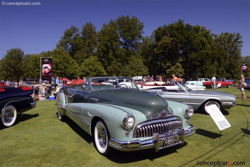 1948 Buick Series 50 Super Vehicle Information