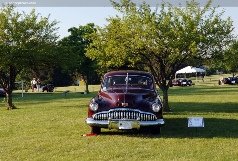 1949 Buick Series 50 Super