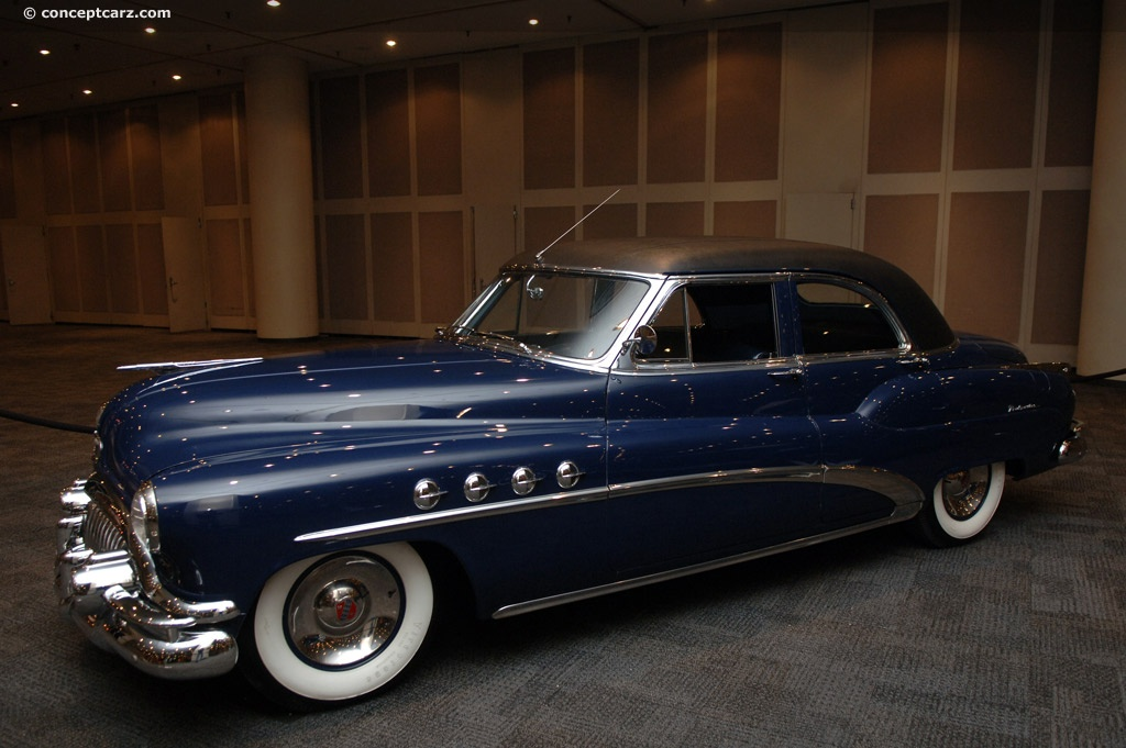 1952 Buick Series 70 Roadmaster History Pictures Value