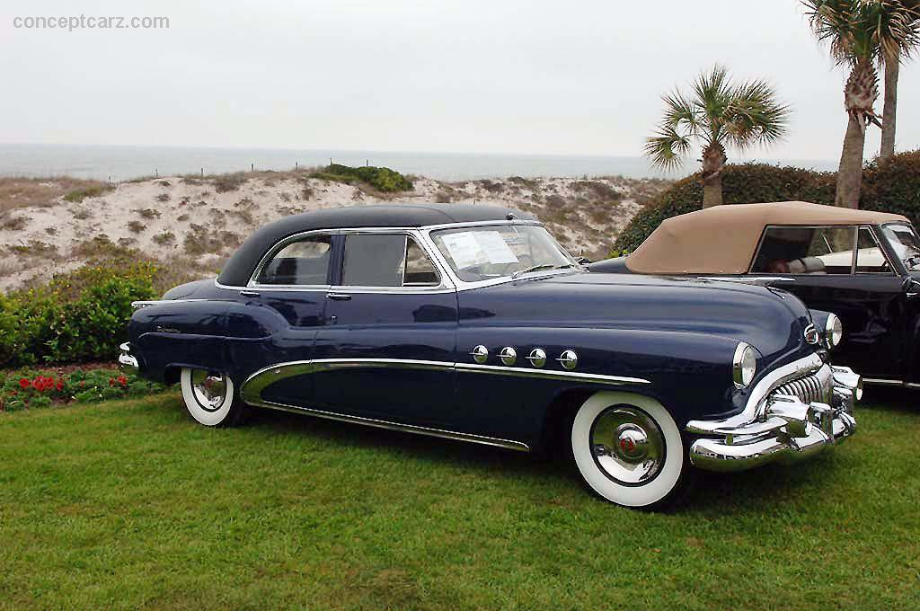 Rolls Royce Limo >> 1952 Buick Series 70 Roadmaster Image. Chassis number 16340056. Photo 9 of 29
