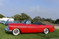 1954 Buick Series 70 Roadmaster.  Chassis number V5811917
