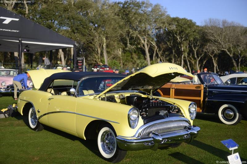 1954 Buick Skylark