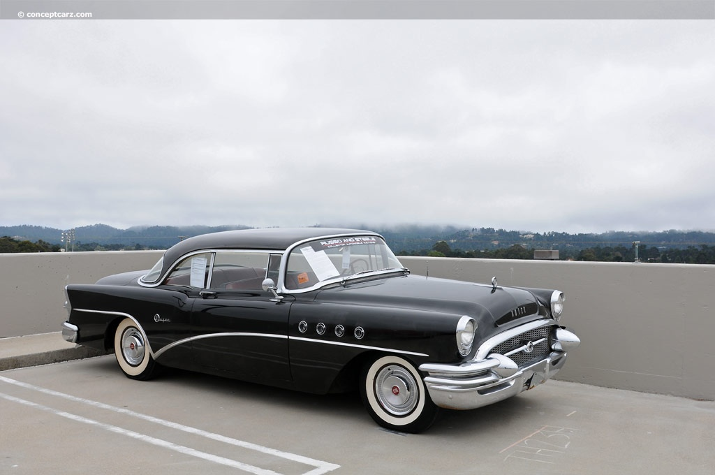Auction Results And Sales Data For 1955 Buick Super Series 50