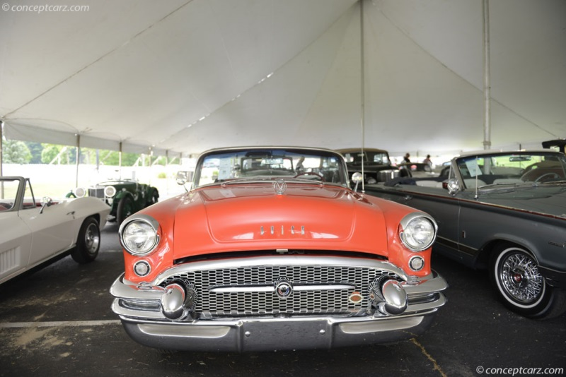 1955 Buick Special Series 40