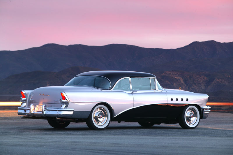1955 Buick Roadmaster By Jay Leno Pictures History Value