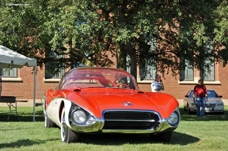 1956 Buick Centurion Concept Image Photo 3 Of 10