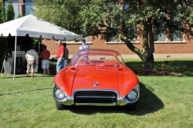 1956 Buick Centurion Concept Image Photo 2 Of 10