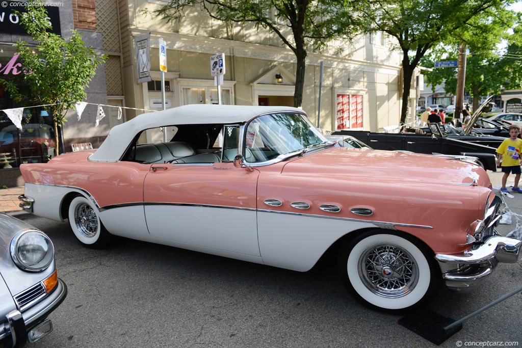 auction results and sales data for 1956 buick series 70 roadmaster riviera. Black Bedroom Furniture Sets. Home Design Ideas