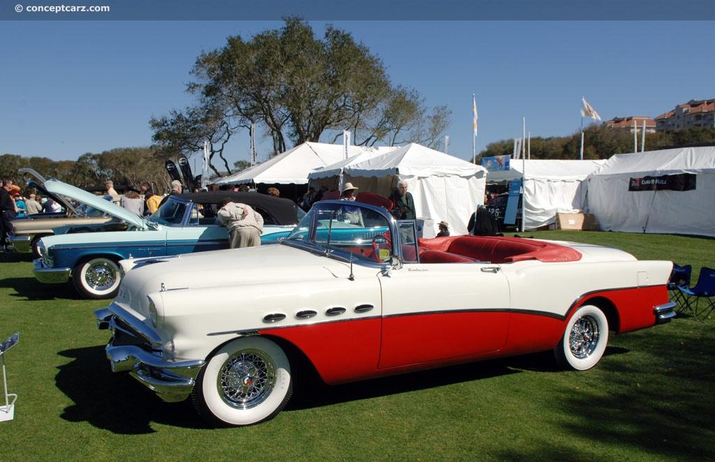 1956 Buick Series 70 Roadmaster Riviera