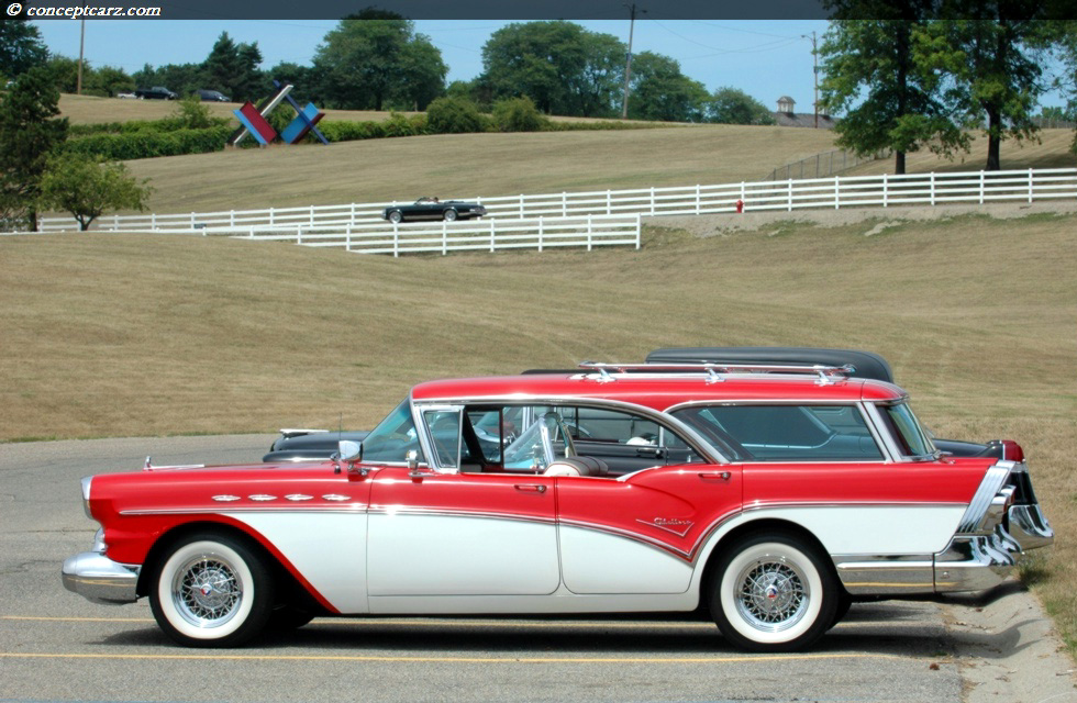 1957 Buick Caballero Estate Pictures History Value Research News Conceptcarz Com