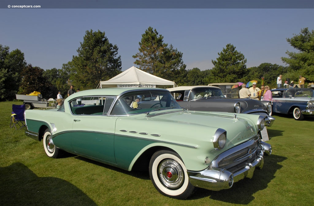 1957 Buick Super Series 50 History Pictures Sales Value
