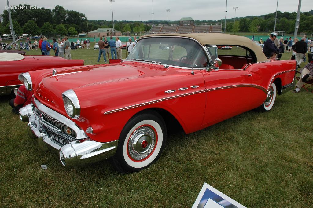 1957 Buick Series 40 Special   conceptcarz.com