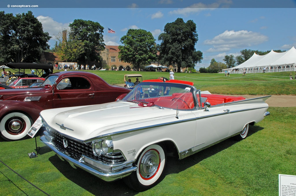 1959 Buick Electra History Pictures Sales Value