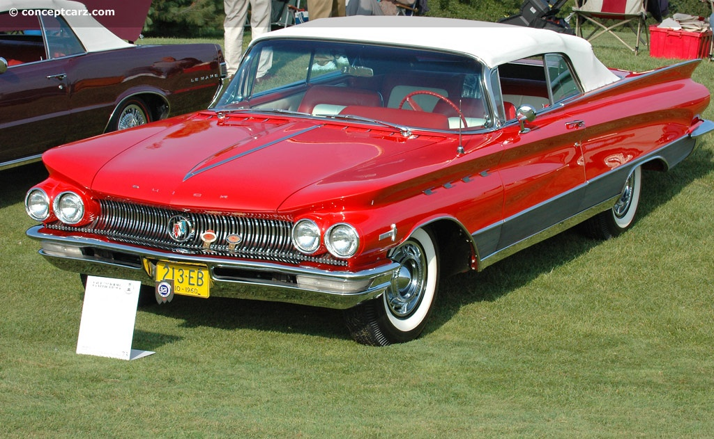 Fiat 500 0 60 >> 1960 Buick Electra Image
