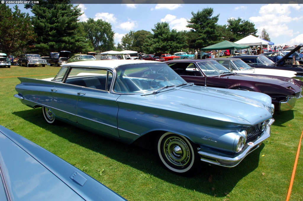 1960 Buick LeSabre History, Pictures, Value, Auction Sales, Research and News