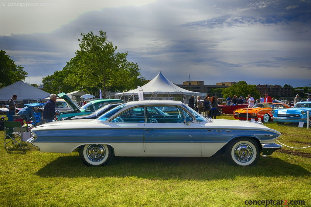 1961 Buick Invicta History Pictures Sales Value