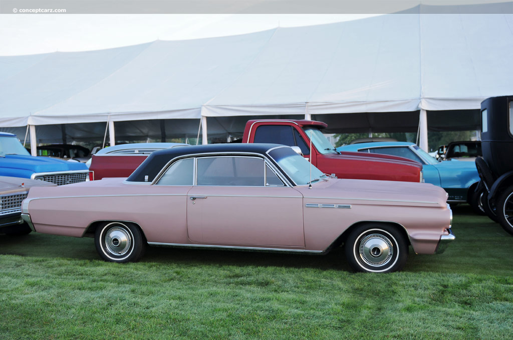 1963 Buick Skylark Series 4300 History, Pictures, Sales Value ...