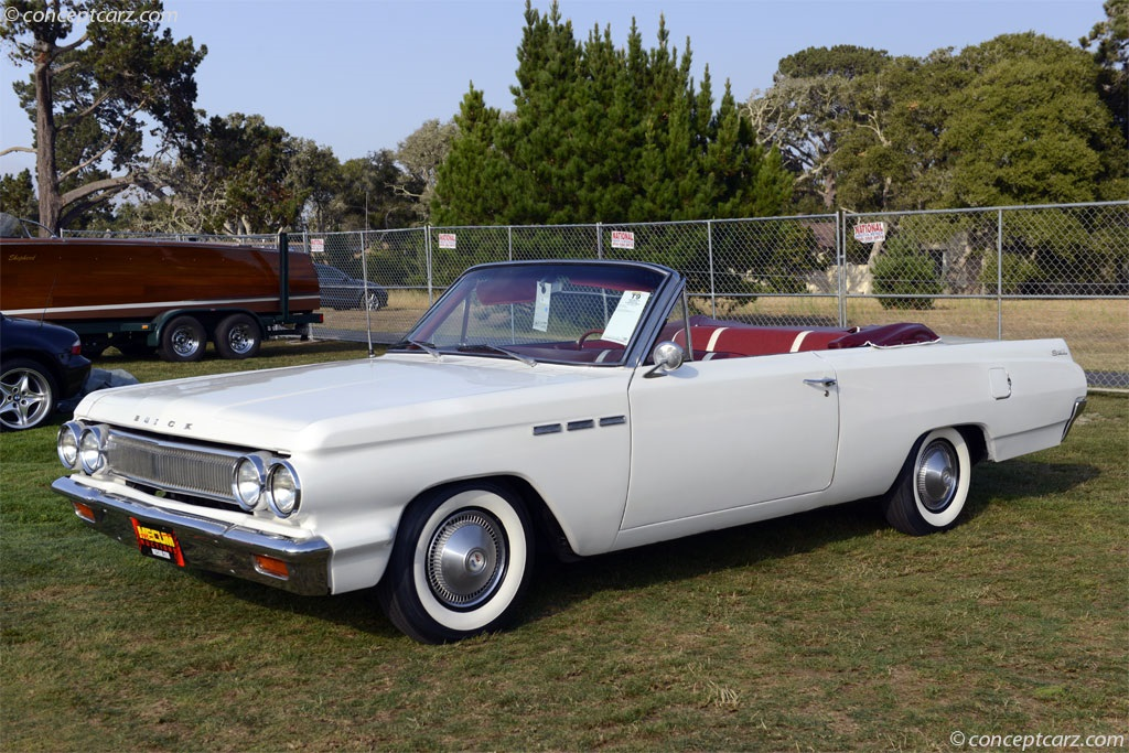 Auction Results And Sales Data For 1963 Buick Special