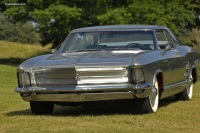 Popular 1963 Riviera Silver Arrow I Wallpaper