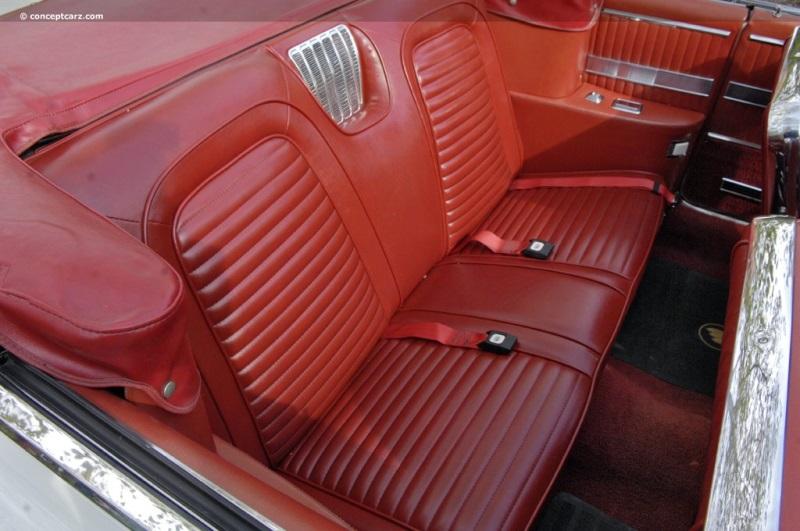 1963 Buick Wildcat Series 4600