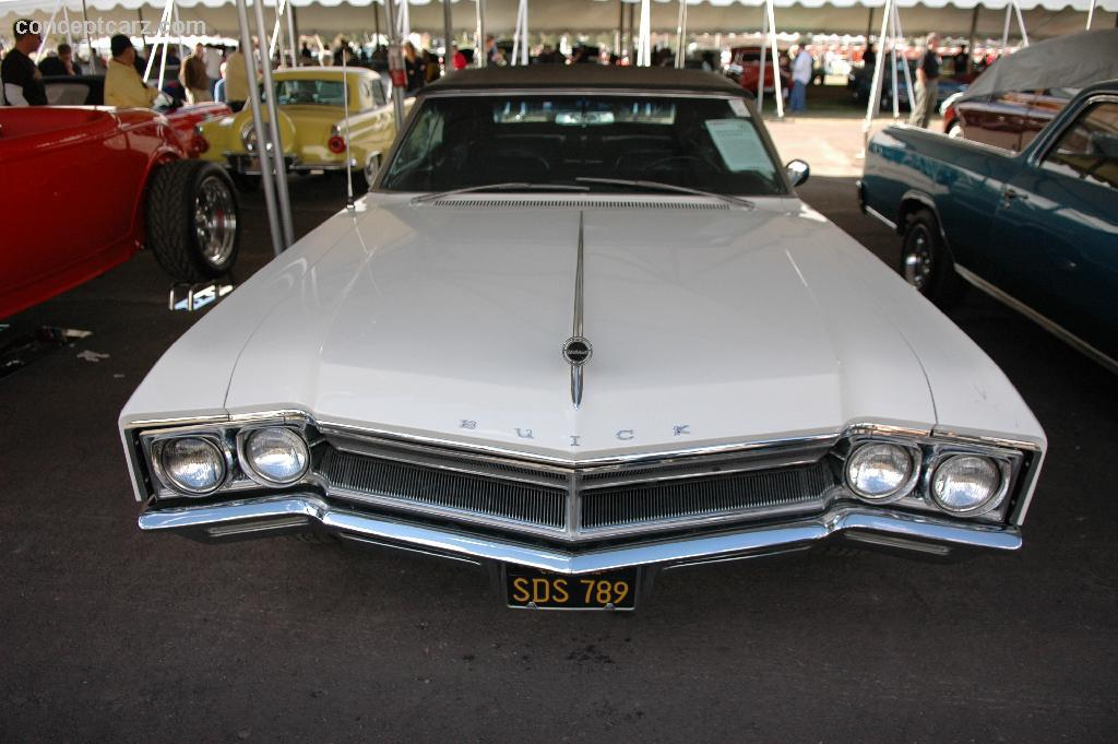 1966 Buick Wildcat History, Pictures, Value, Auction Sales, Research and News