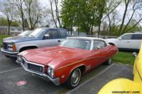 1968 Buick Skylark.  Chassis number 444678Y164605
