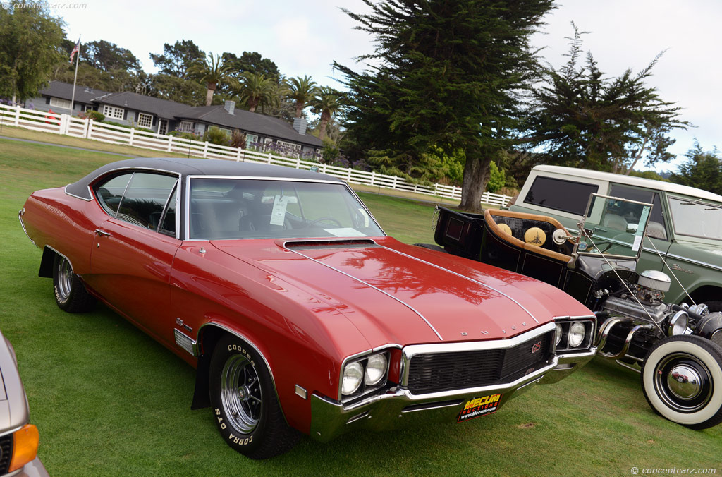 Auction Results And Sales Data For 1968 Buick Gran Sport