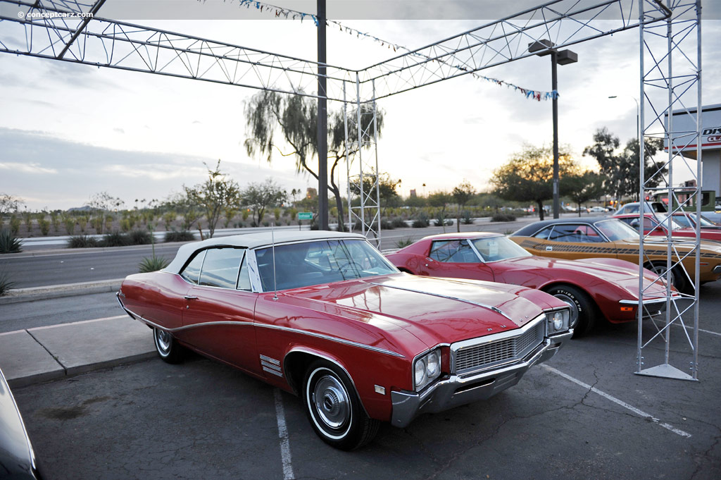 1968 Buick Skylark Technical And Mechanical Specifications