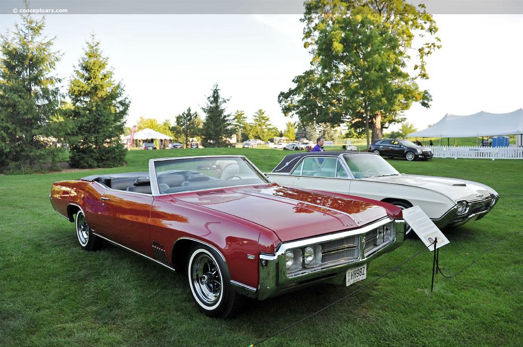 1969 Buick Wildcat