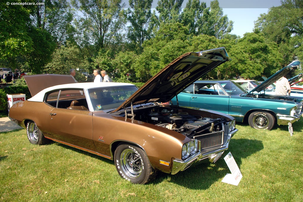 Auction Results and Sales Data for 1970 Buick Gran Sport