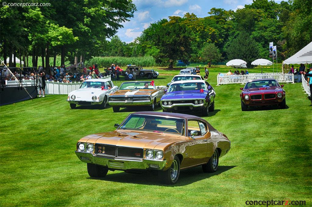 1970 1971 Buick Gran Sport Original Car Review Print Article J675