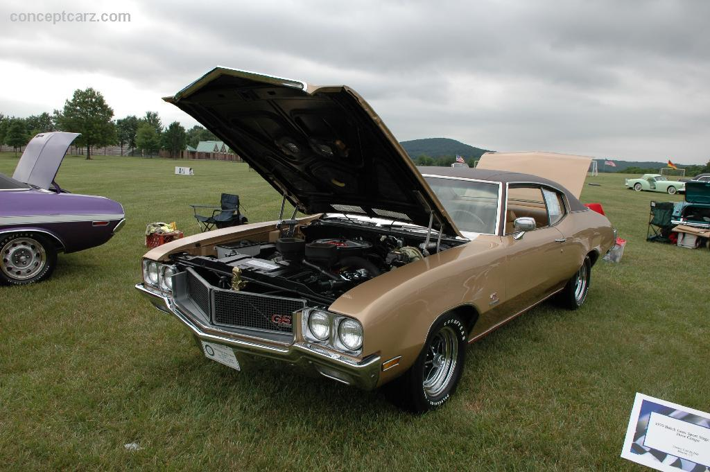 1970 Buick Gran Sport Image Https Www Conceptcarz Com