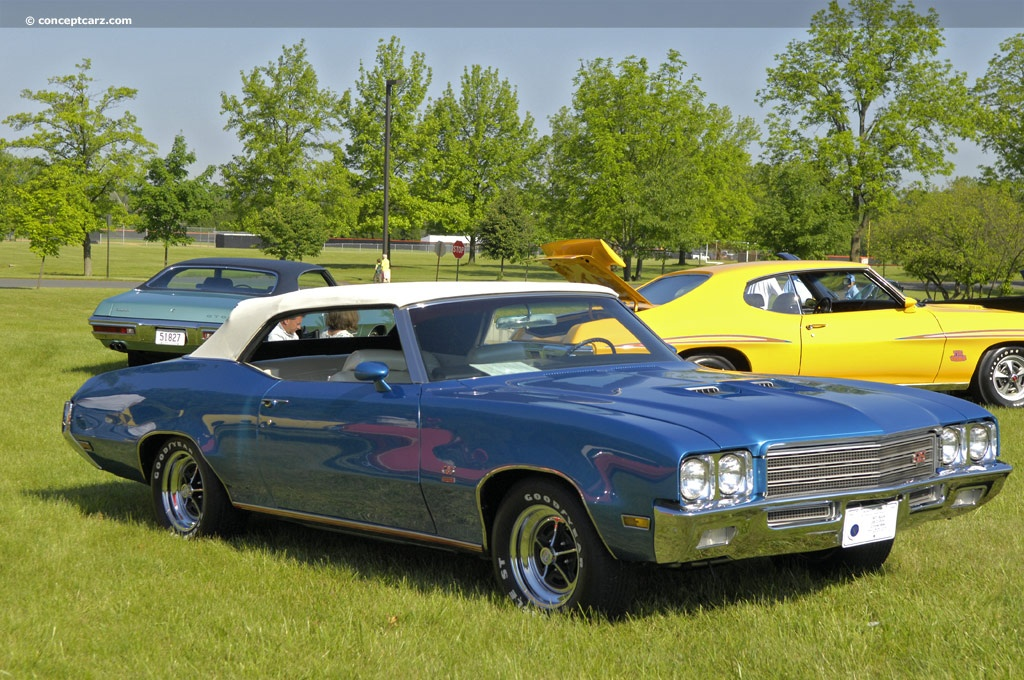 1971 Buick Gran Sport History Pictures Value Auction S Research And News