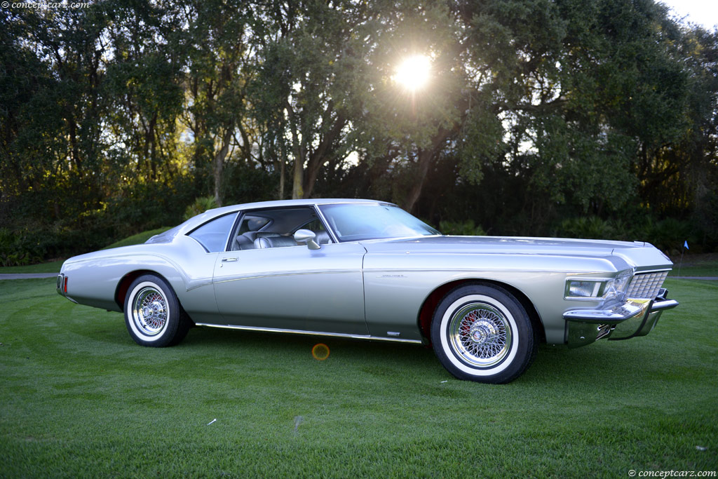 Buick Silver Arrow Dv Ai on 1971 buick riviera silver arrow