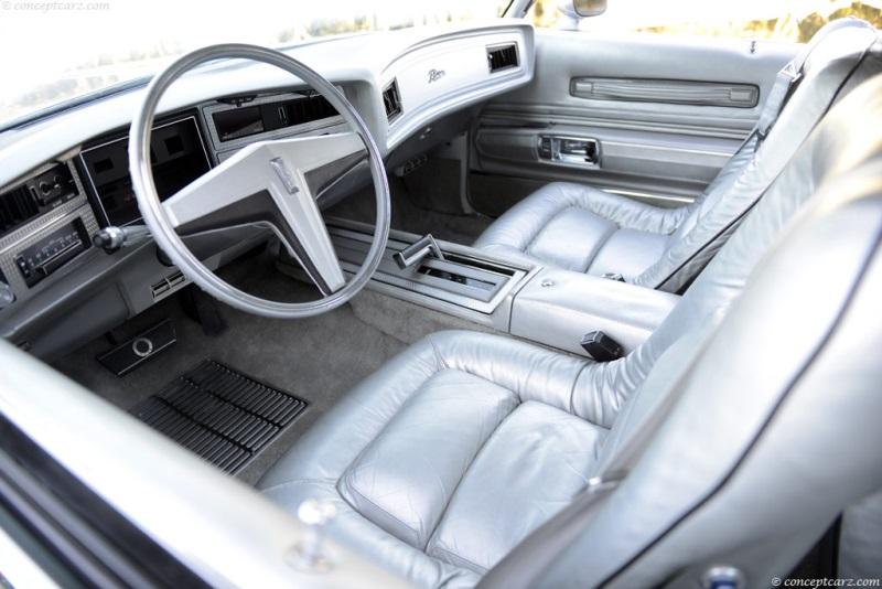 1971 Buick Riviera Silver Arrow Iii Image