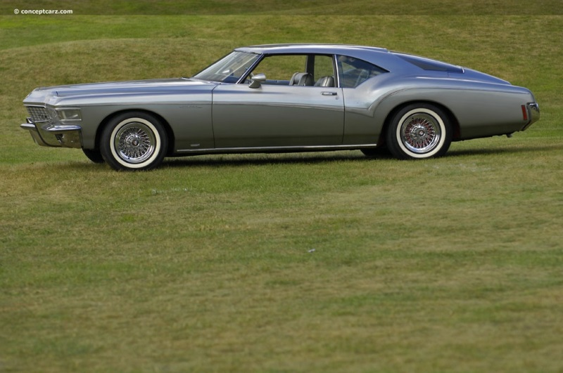 1971 Buick Riviera Silver Arrow III